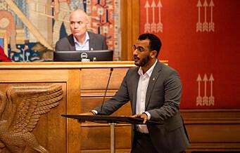 Bystyret vedtok å fryse leie på kommunale boliger. Nå må sosialbyråd Omar Samy Gamal (SV) forklare hvorfor uføre Lars Poverud likevel får husleieøkning