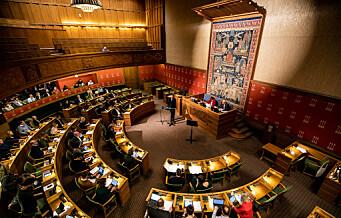 Politikerlønninger i Oslo økes ikke: - Uavklart hvor lenge de fryses