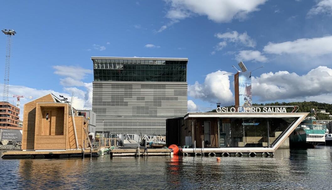 Det var Sukkerbitens venner som lanserte ideen om et flytende aktivitetshus for bydel Gamle Oslo. Nå følger tre partier opp forslaget i Gamle Oslo bydelsutvalg.