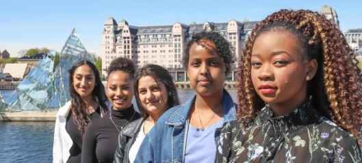 Elever fra Hersleb videregående stikker av med seieren i årets ungdomsbedrift i Oslo