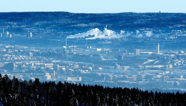 Byrådets nye klimastrategi legger opp til at Oslo skal bli utslippsfri innen 2030.
