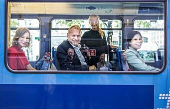 Ruter får 500 millioner i kommunal krisehjelp: - Det handler om å redde kollektivtrafikken