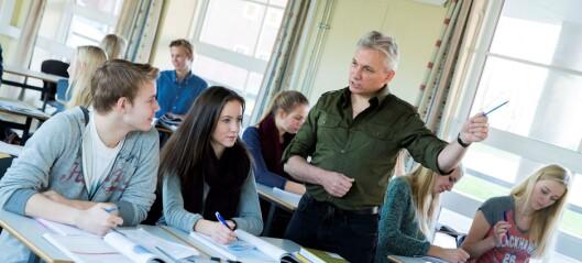 Oslos 10. klassinger og 3. videregående starter skolen på mandag. Resten må vente til senest onsdag