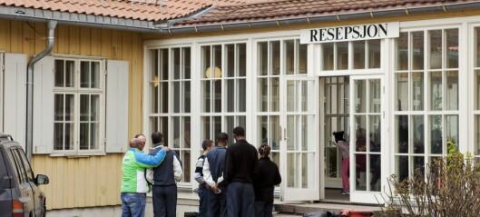 – Hent sårbare flyktninger fra Hellas og redd Refstad transittmottak fra nedleggelse