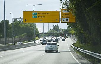 Oslo utsetter dobling av bomtakstene for elbil