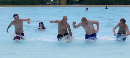 - Spis krokan-is eller sjokolade. Ta en svømmetur på Frognerbadet! Høyre vil ha 20 millioner til Oslos turistnæring