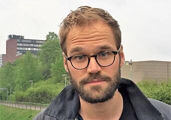 Emil Aas Stoltenberg er en av mange som reagerer sterkt på den nye skiltingen.
