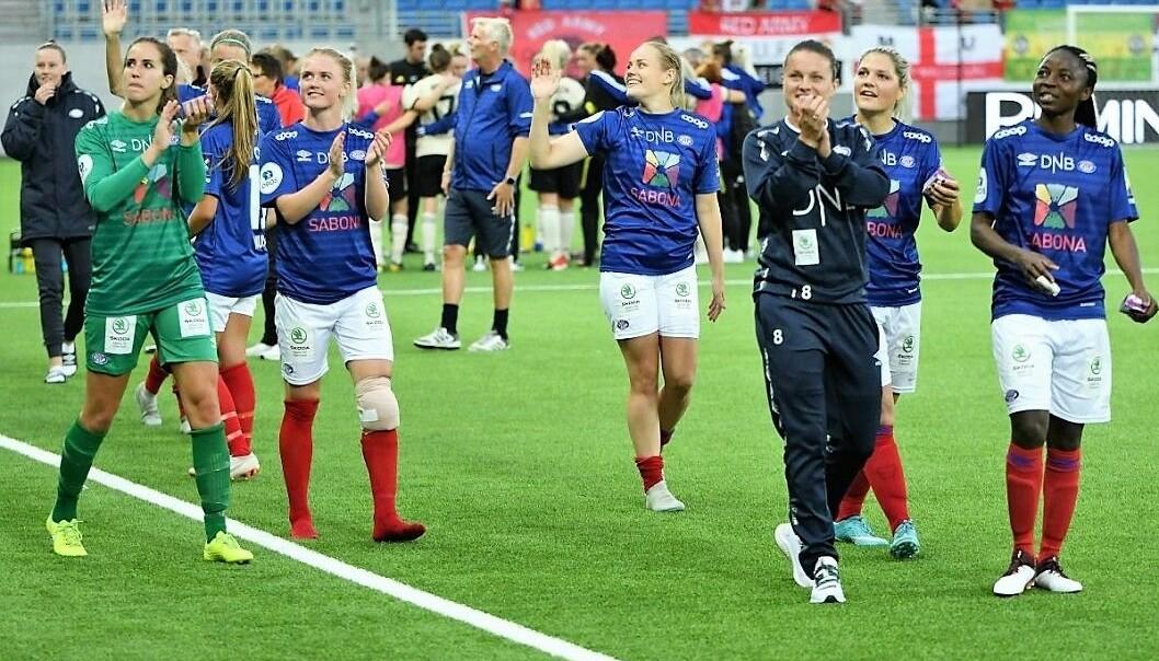 Det er lenge siden Vålerengas fotballjenter har kunnet slippe jubelen løs hjemme på Intlity arena. I midten av juli er årets sesong endelig i gang.
