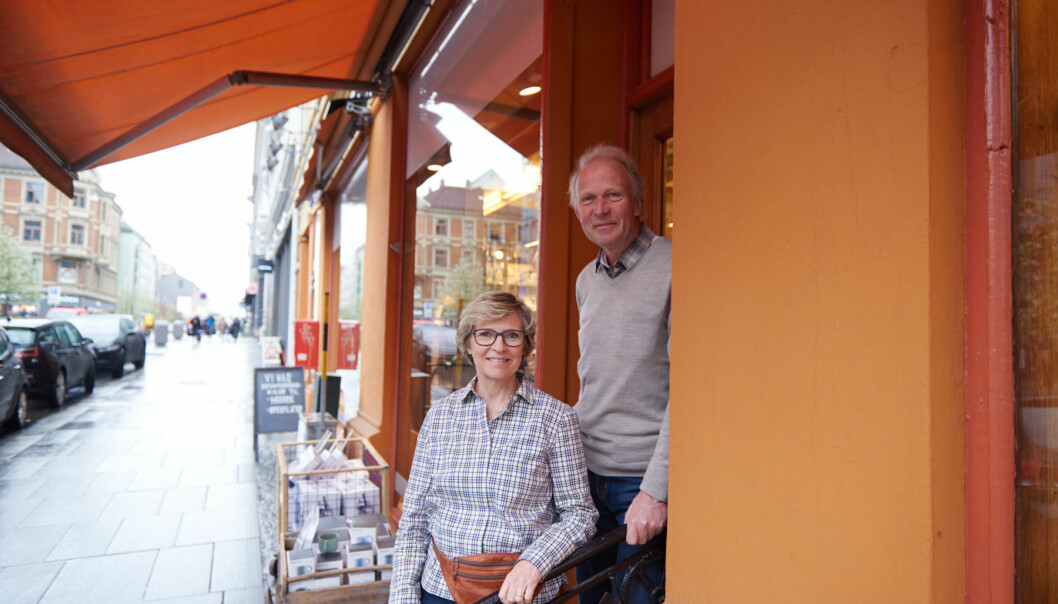 I over 100 år har Hegdehaugens Jernvarehande holdt det gående. Nina og Pål Reinung er tredje generasjons innehavere