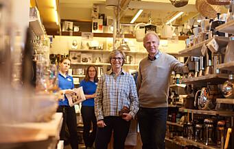 Mens andre butikker sliter på grunn av korona, har Hegdehaugens Jernvarehandel omsetningsrekorder