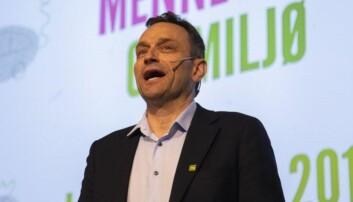Miljø- og samferdselsbyråd Arild Hermstad (MDG).