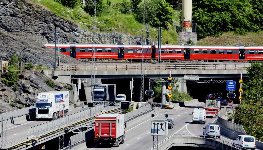 Vålerengatunnelen i Oslo skal oppgraderes.