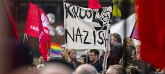 – Vi skal fylle Mortensrud torg med kjærlighet og overdøve Sians hat og rasisme
