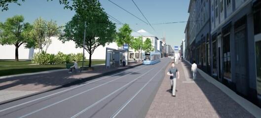 - Ombyggingen av Thorvald Meyers gate går raskere enn planlagt