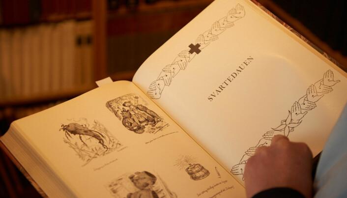 Bøker om pest og sykdom har vært populære den siste tiden.