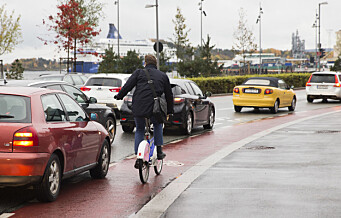 28 prosent av bilene borte fra Oslo sentrum. – Byrådet starter arbeidet med å fjerne flere