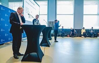 Høyre roser byrådets budsjettkutt. Men mener private nå må få drive barnehager og sykehjem i Oslo
