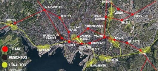 – En skinnegående revolusjon for Stor-Oslo