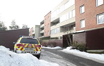 Mann (31) tiltalt for drap på moren sin på Ellingsrud