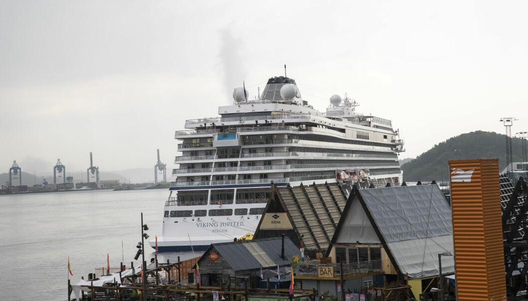 Revierkaia i Bjørvika blir den eneste som blir tilrettelagt for cruisetrafikk i Oslo, om byrådet får det som de vil.