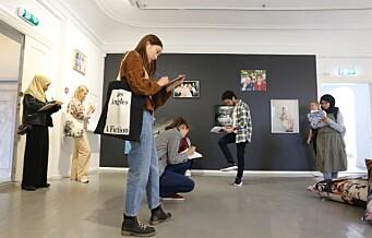 Er du nysgjerrig på kunst, i alderen 16-21 år, og bosatt i Oslo? Nå har du mulighet til å jobbe med kunst og kultur
