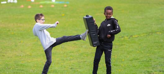 Tøyen sportsklubb tok over gymtimene for 650 elever ved tre skoler. Ut skoleåret