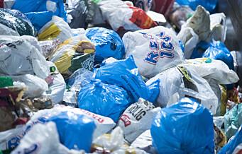 Retur av plast i krise – firma sier opp avtale med Oslo