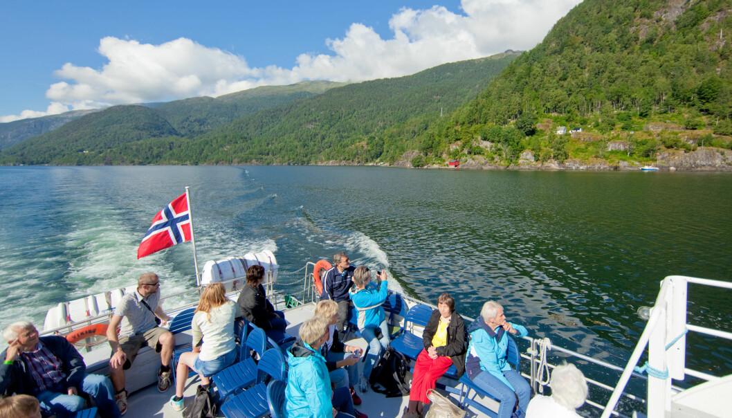Åkrafjorden.