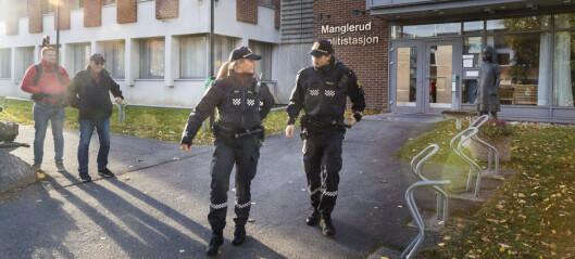 Politiet vil legge ned to politistasjoner øst i Oslo og bygge ny hovedstasjon
