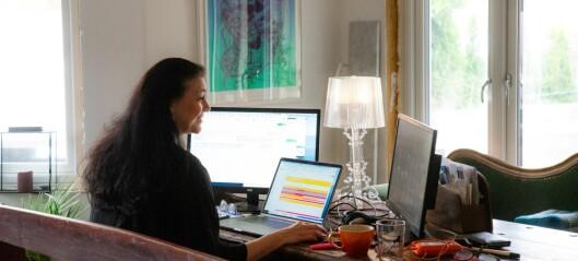 Permanent hjemmekontor kan bli fremtiden for tusenvis av Oslos kommunalt ansatte
