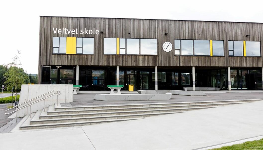 I bydel Bjerke, der Veivet skole har tilhørighet, er det registrert 142 personer smittet med koronaviruset.