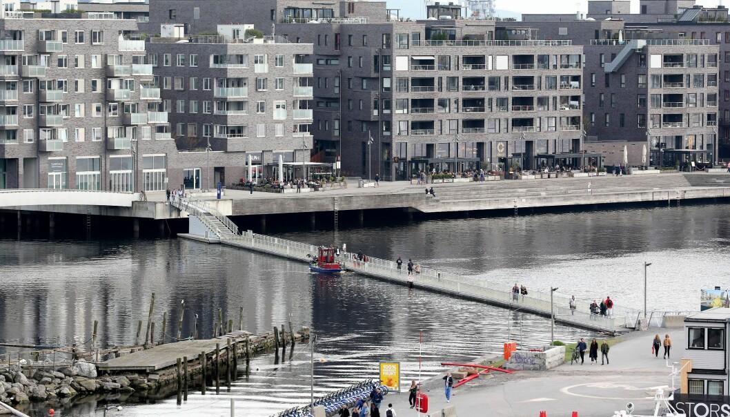 Bjørvika omtales nå som en urban velsignelsen, påpeker Emil Snorre Alnæs.