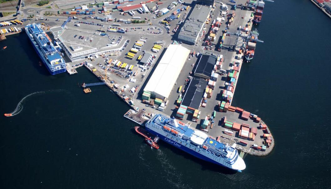 Filipstad har i mange år vært havn og lukket for byens innbyggere