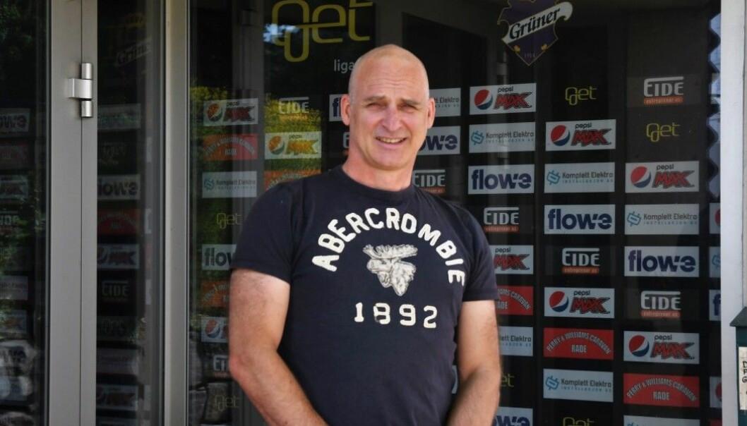 — Vi ønsker å bygge en stabil toppserieklubb i bydelen, og da vil vi gjerne ha med oss næringslivet, sier daglig leder Trond Erik Larsen i Grüner.
