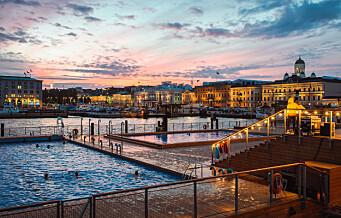 Stockholm planlegger et sjøbad. Blir Oslo neste?