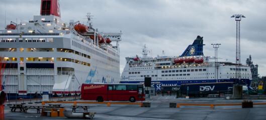 DFDS åpner ny rute mellom Oslo og Frederikshavn