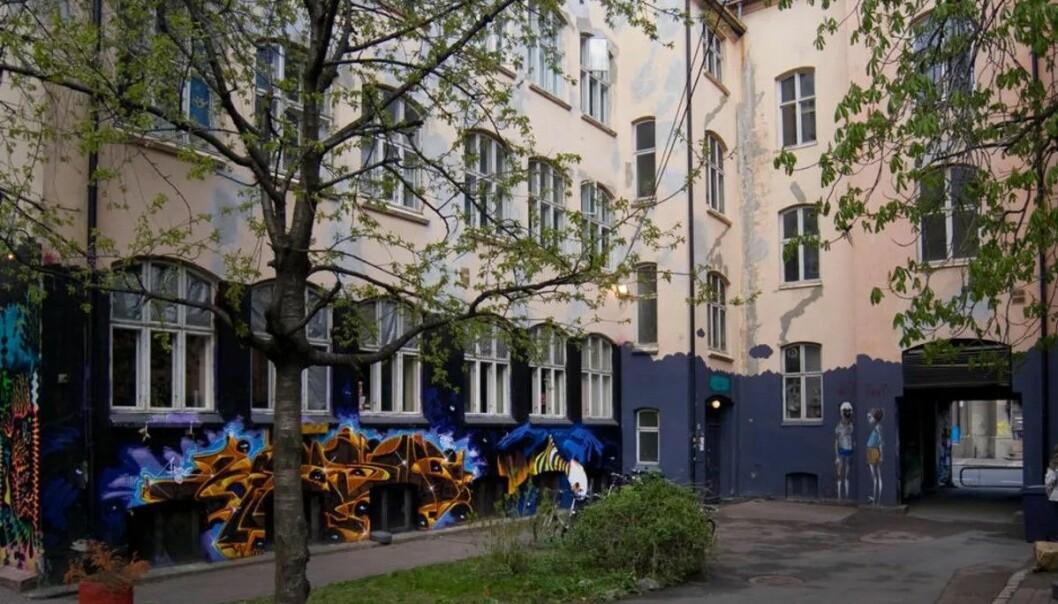 Musikkens hus, inkludert kalt Grünerløkka lufthavn, MIR og Galleri 69 i Toftesgate 69 på Grünerløkka.