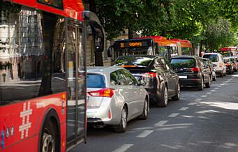 Byrådet vurderer å stenge Bygdøy allé for biler: - Vi vil beholde buss- og sykkelfeltene