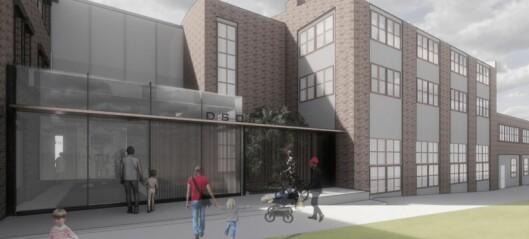 Den tysk-norske skolen flytter fra Bislett til Sagene