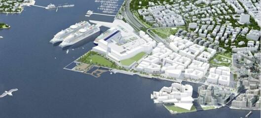 – Prestisjelokket må ut av planen på Filipstad. 20 prosent av boligene må settes av til fastsatte og lave boligpriser