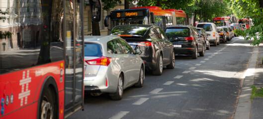 Ikke straff naboene og busspassasjerene i Bygdøy allé