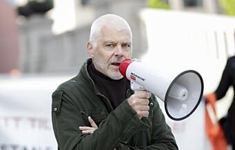 Petter Eide varsler kamp etter å ha blitt foreslått vraket av Oslo SV