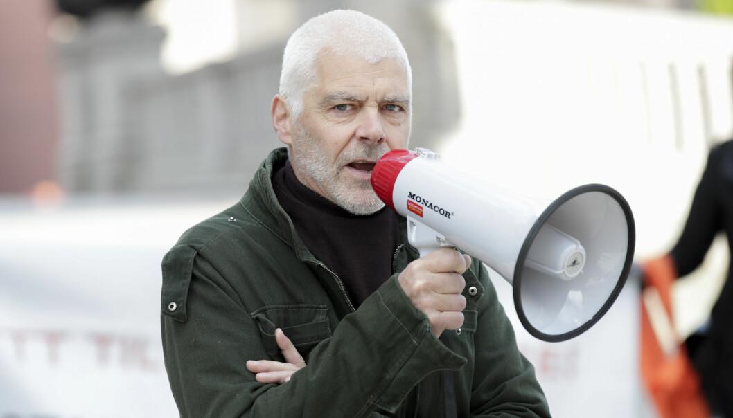 Petter Eide er foreslått vraket til neste års valg av nominasjonskomiteen i Oslo SV.
