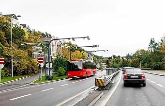 Trafikken i bomringen nesten tilbake til normalen fra før koronastengingen