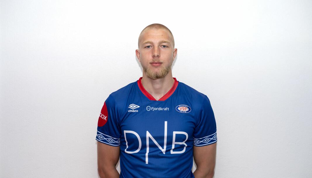 Fredrik Holme i Vålerenga Fotball.