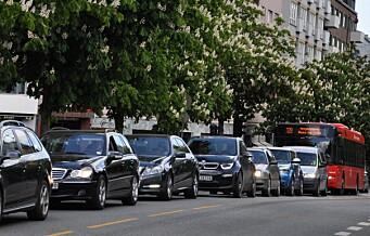 Lover løsning på trafikkaos i Bygdøy allé før sommerferien: - Stenging i rushtiden kan være en løsning