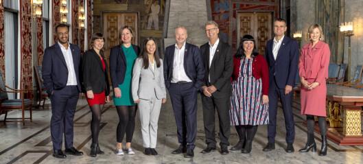 Oslo forbereder seg på økonomisk krise og oppretter byrådspost for arbeid