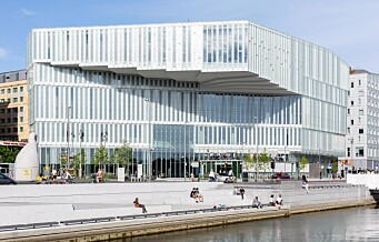 Deichman Bjørvika knuser det gamle hovedbibliotekets utlåns- og besøksrekorder