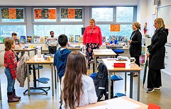 Osloskolen får stor ekstraregning på grunn av koronakrisa