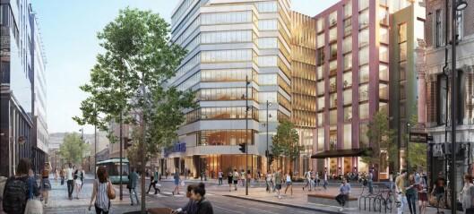 Olav Thons Gunerius-utbygging bør ikke bli høyere enn 42 meter, fastholder plan- og bygningsetaten
